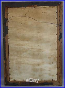 Antique G Muss-Arnolt, Forbes Shotgun Hunting Pointer Dog, Lithograph Poster, NR