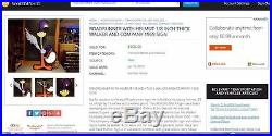Vintage Rare 1969 Roadrunner 29 Tall Walker & Co. Detroit Sign! Nr! Mopar