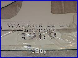 Vintage Rare 1969 Roadrunner 29 X 18 Porcelain Walker & Co. Detroit Sign! Nr