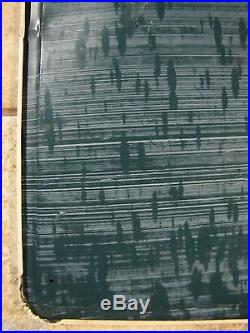 Vintage 1960's DR PEPPER SIGN Deli Corner Country Store Chalkboard Soda Adv