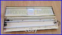 Vintage Advertising 1960's Package Liquor Pepsi Lighted Sign Works Perfect 48 L