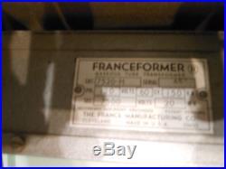 Vintage Dumont TV advertising Neon sign