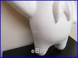 Vintage Pillsbury Doughboy Advertising Store Display Sign RARE 28 Styrofoam