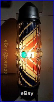 Vintage Postwar Electric Barber Pole. Gorgeous