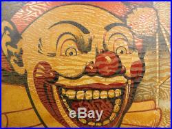 Vintage Roller Coaster Sign Amusement Park PONTCHARTRAIN Beach Fun! Closed 1983