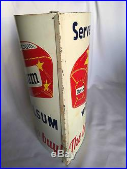 Vintage Serve it with Holsum Bread Store Advertising String & Twine Holder